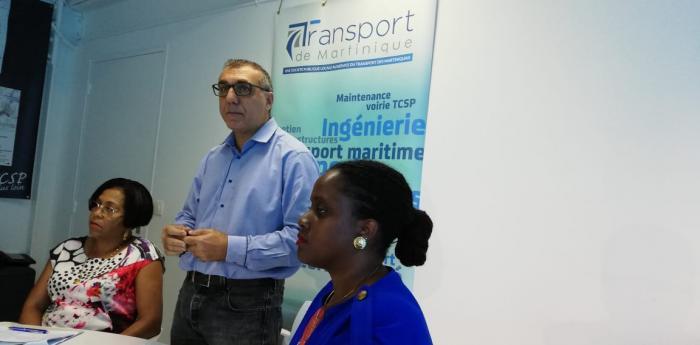 Le TCSP pointé du doigt par la cour des Comptes, la SPL Transport de Martinique répond