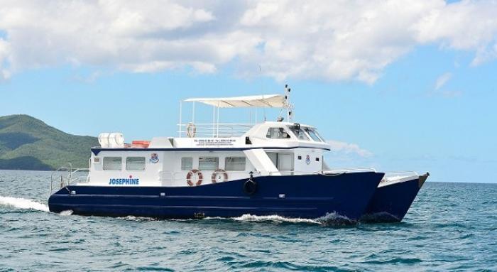 Le transport maritime maintenu entre Fort-de-France et les Trois-Ilets !