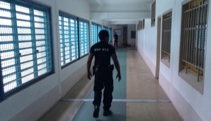 Le travail reprend au Centre pénitentiaire de Ducos !