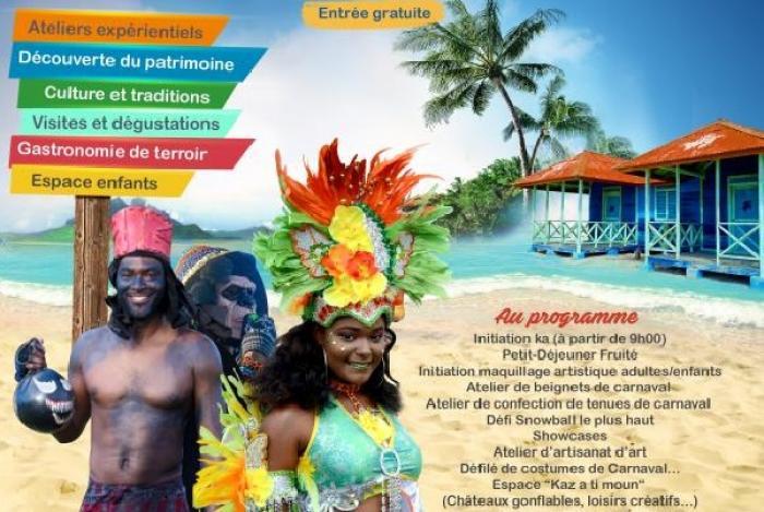 Le Village Expérience Carnaval et le départ de la BBlack