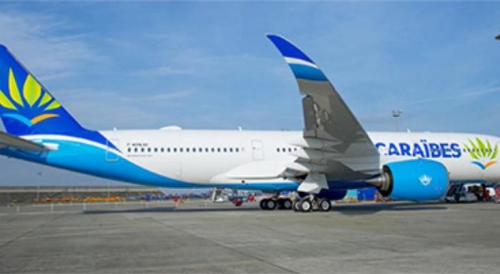 Le vol TX 541 d'Air Caraïbes décollera cet après-midi finalement