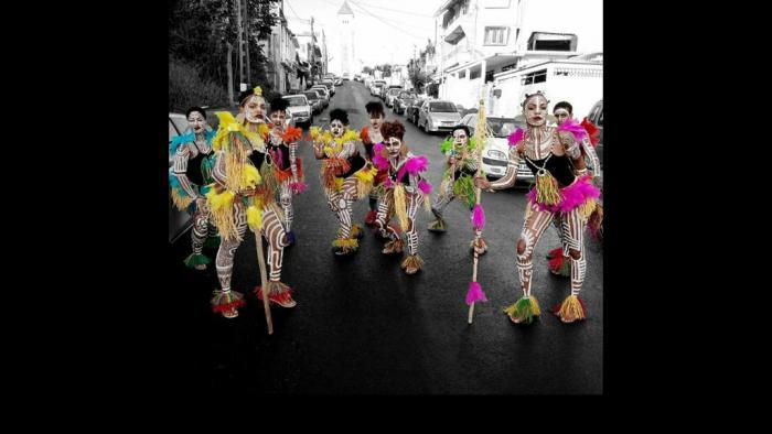 Le Watagang ou la passion du déguisement collectif