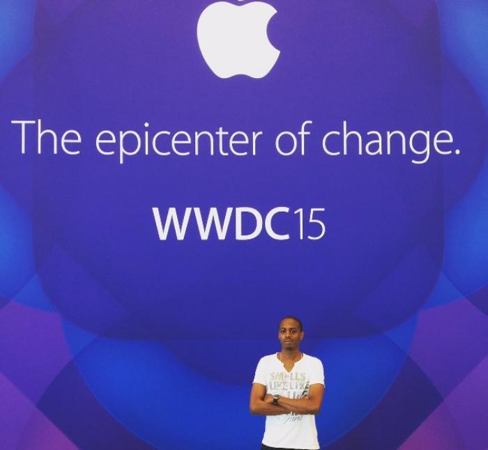 Le WWDC2015 d'Apple à San Francisco : sur les pas d'un jeune développeur iOS martiniquais