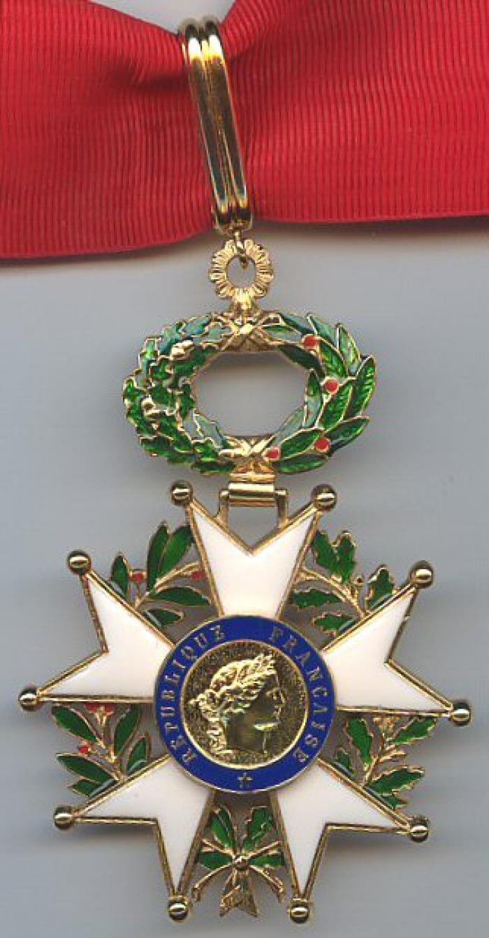 Legion d'honneur : G.Tarer, B. Blandin, P. Gustin dans la promotion du 1er janvier