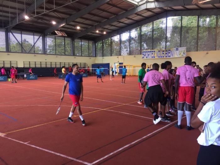 Les 1ers jeux de l'Université des Antilles sont ouverts