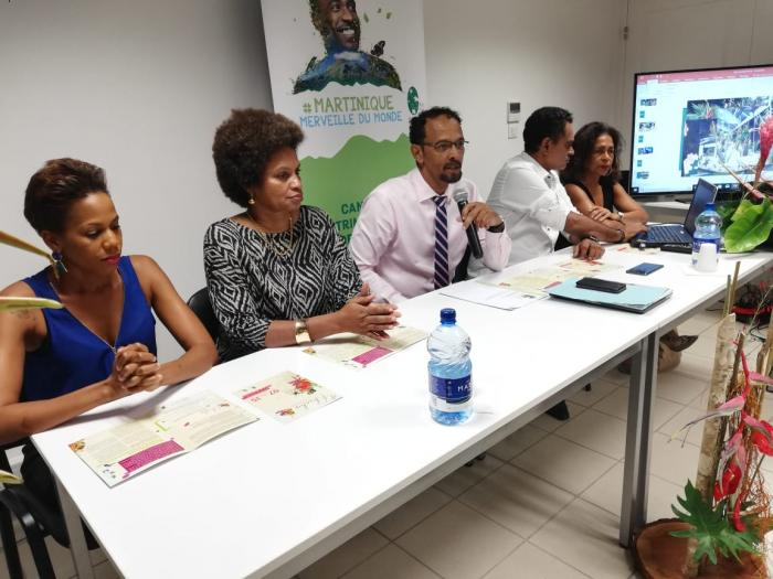 Les 4 emes Floralies internationales de Martinique se préparent