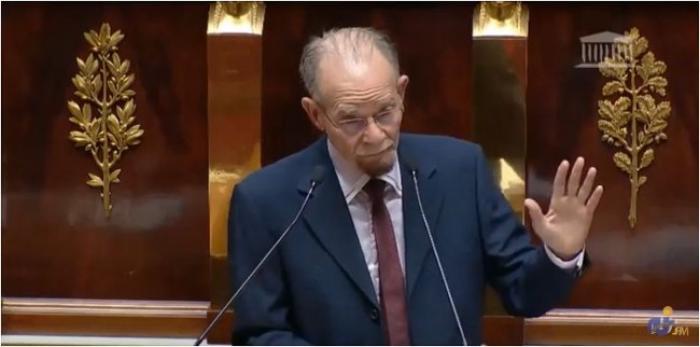 Les adieux d'Alfred Marie-Jeanne à l'Assemblée Nationale