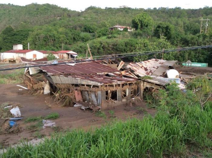 Les architectes Martiniquais veulent aider la Dominique