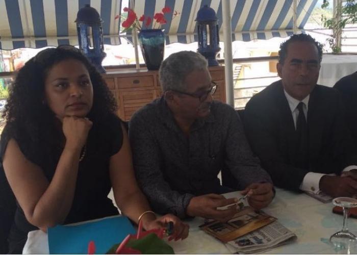 Les avocats d'Alfred Marie-Jeanne et de sa fille Maguy confirment le dépôt d'une plainte contre le parquet