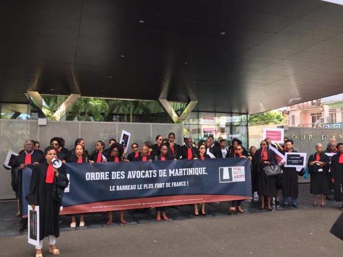 Les avocats sont encore mobilisés contre la loi Justice