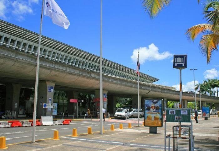 Les bons chiffres de l'aéroport Pôle Caraïbes
