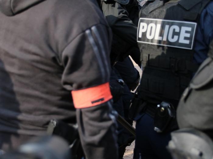 Les braqueurs étaient déguisés en policiers