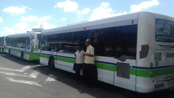 Les bus Mozaïk rouleront mardi