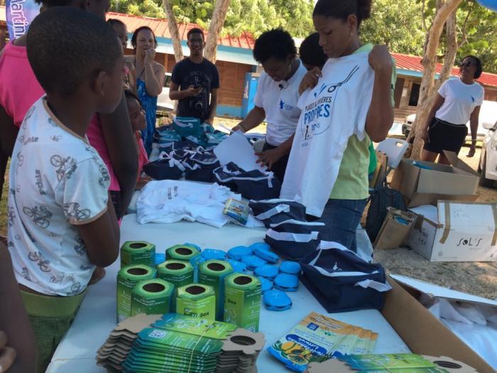 Les campeurs sensibilisés à l'importance des zones aquatiques