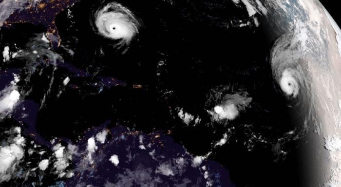 Les chasseurs d'ouragans survoleront Isaac ce mercredi matin