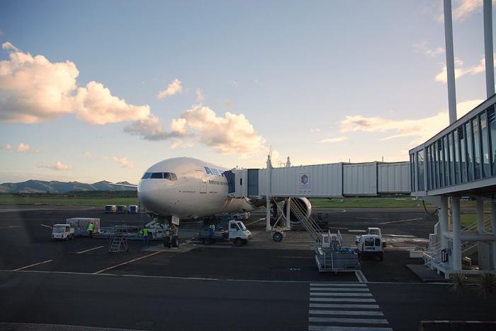 Les chiffres du trafic à l'aéroport Aimé Césaire
