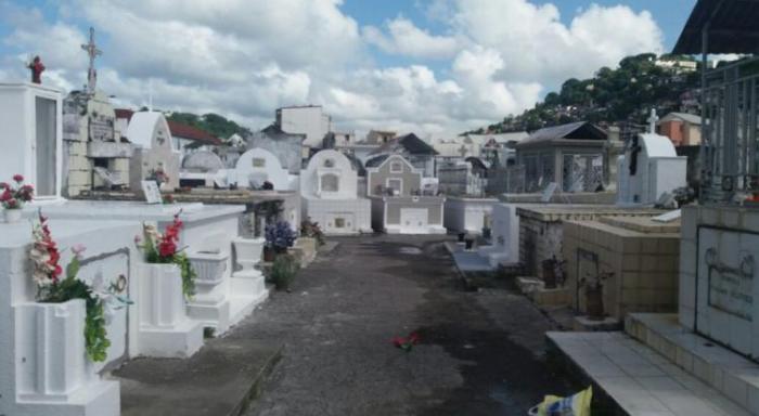 Les cimetières de Martinique sont saturés