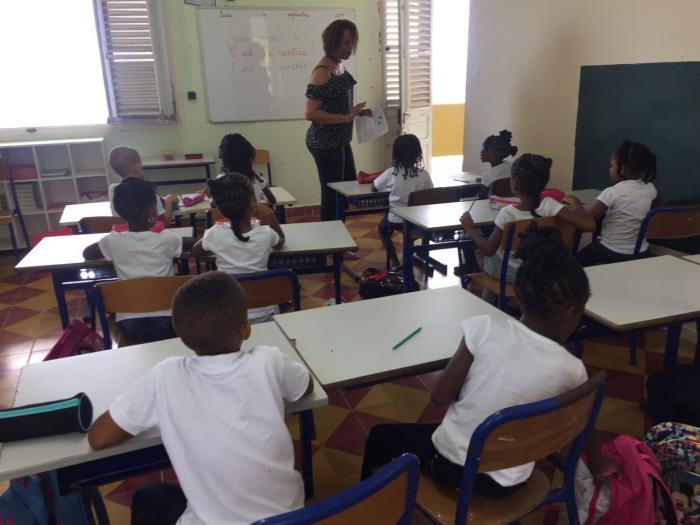 Les classes de CP divisées en deux dans les réseaux d'éducation prioritaire