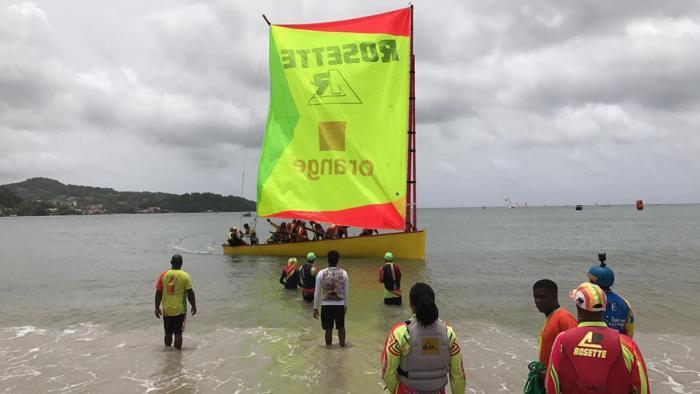 Les coursiers de Rosette/Orange remportent le championnat de Martinique