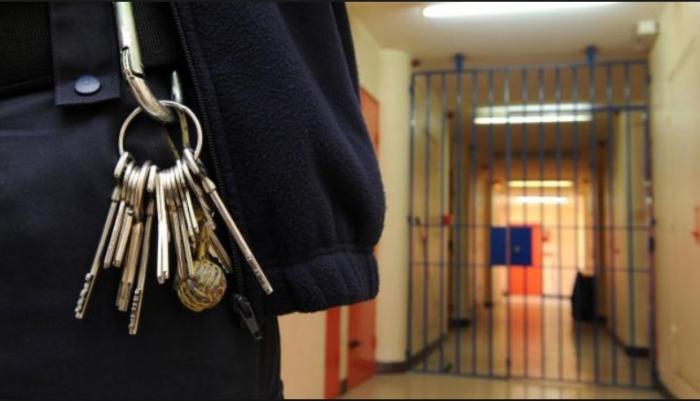Les gardiens de prison se mobilisent