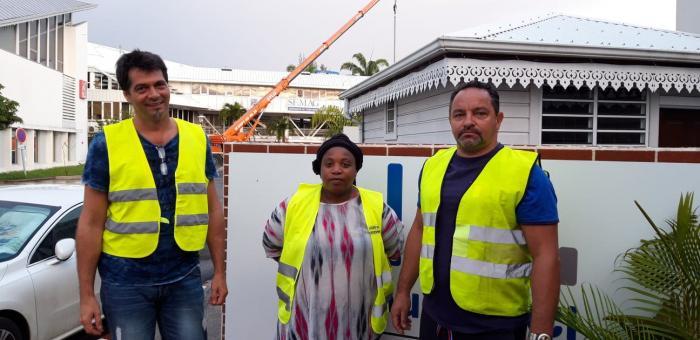 Les gilets jaunes de Guadeloupe appellent à la mobilisation ce samedi