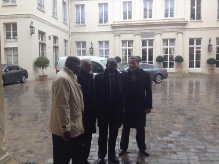Les gérants de stations-services de Guadeloupe reçus au Ministère