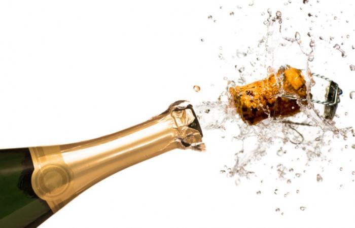 """Les guadeloupéens font """"péter"""" le champagne"""