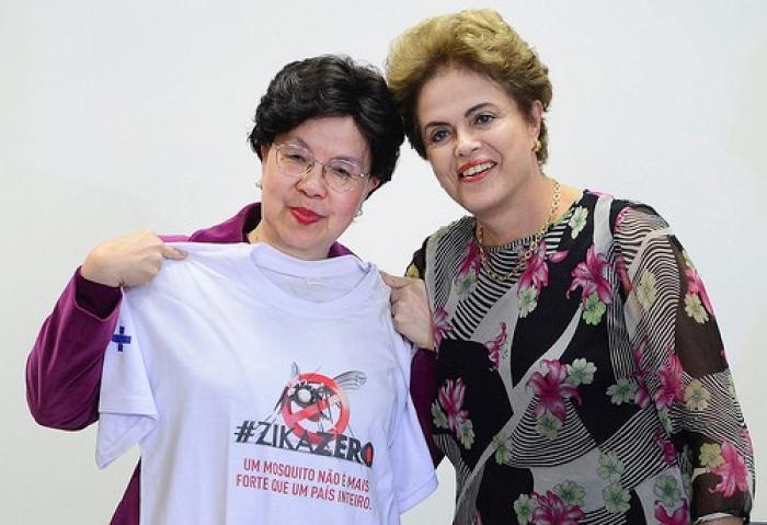 Les JO au Brésil malgré le zika