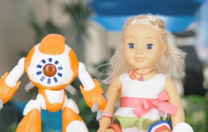 Les jouets espions sont vendus en Martinique