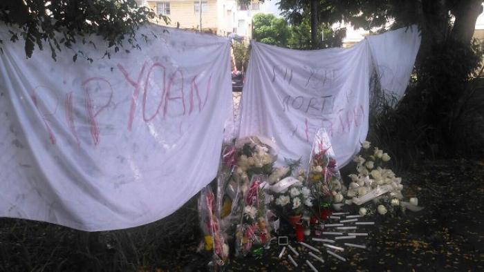 Les lycéens disent non à la violence après le meurtre de Yohan E.