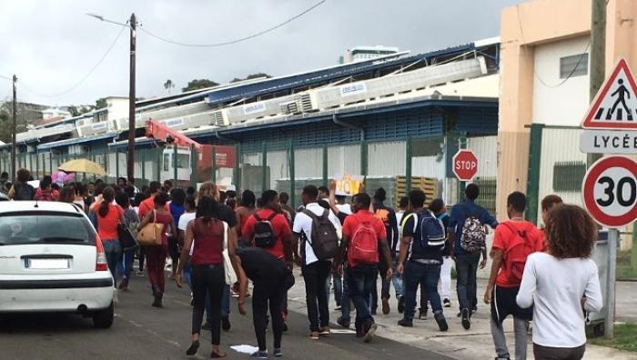 Les lycéens se mobilisent contre la loi El Khomri