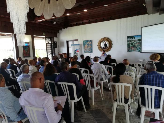 Les maires des Antilles-Guyane se rencontrent