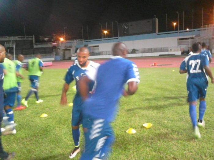 Les Matinino jouent leur qualification pour la Gold Cup