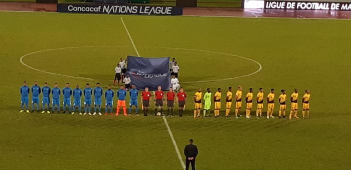 Les Matininos dominent Antigua et Barbuda en Ligue des Nations de la Caraïbe