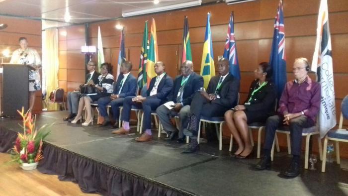 Les ministres de l'éducation de l'OECS tiennent leur conseil en Martinique