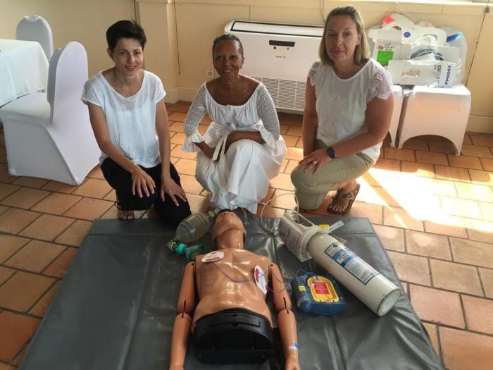 Les médecins généralistes se forment en Guadeloupe