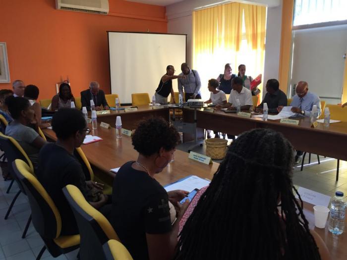 Les épreuves du bac au lycée des Droits de l'Homme de Petit-Bourg seront délocalisées