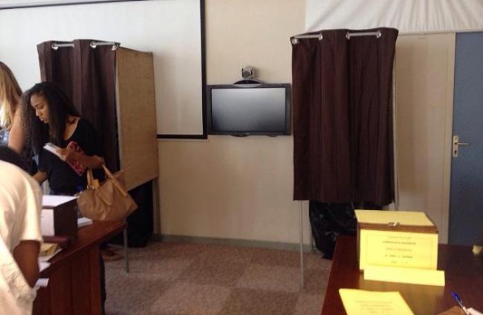 Les étudiants de l'Université des Antilles ont voté !