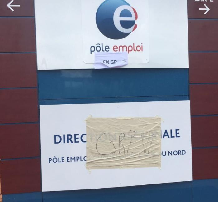 Les négociations toujours dans l'impasse à Pôle emploi Guadeloupe