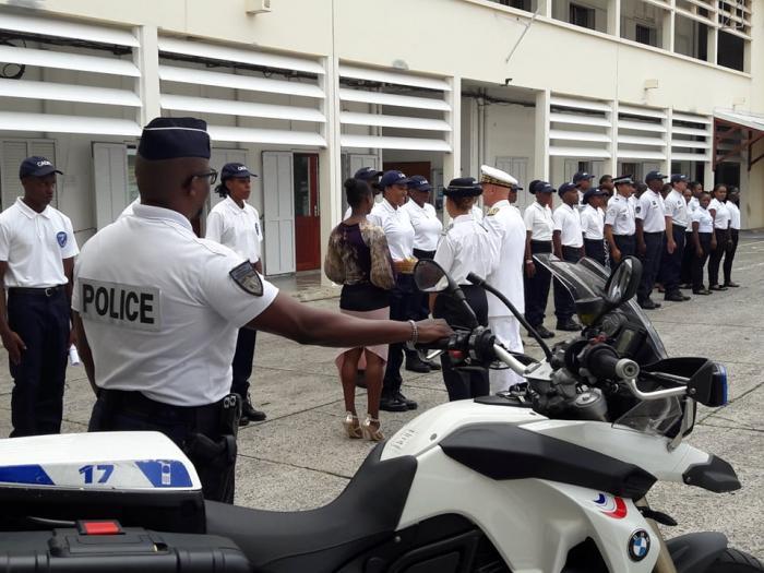 """Les nouveaux """"Cadets de la République"""" diplômés"""
