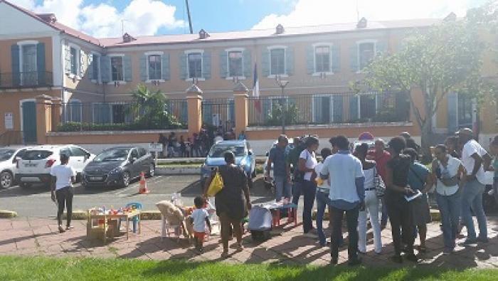 Les parents de Bambinou's Palace reçus en sous-préfecture