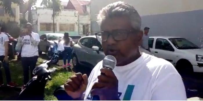 Les parents de Yohan Adimoulon reçus par le procureur