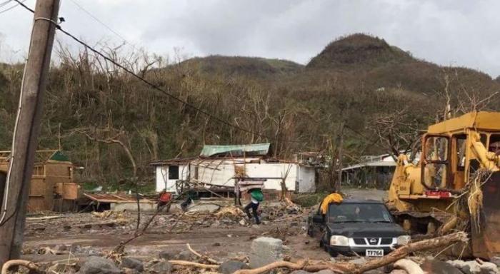 Les petites économies caribéennes  fortement impactées par Irma et Maria