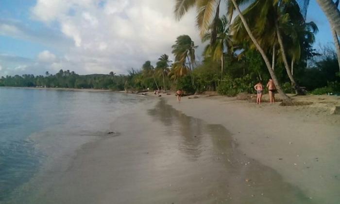 Les plages de Martinique plutôt que les pistes de ski