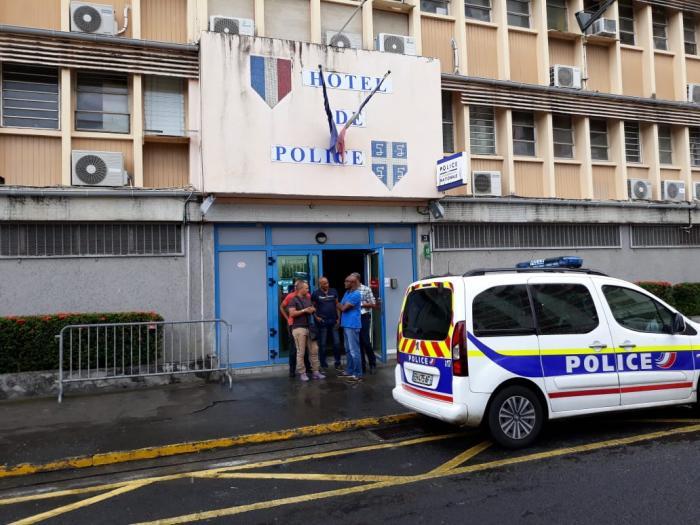 Les policiers suivent l'appel à la mobilisation des syndicats