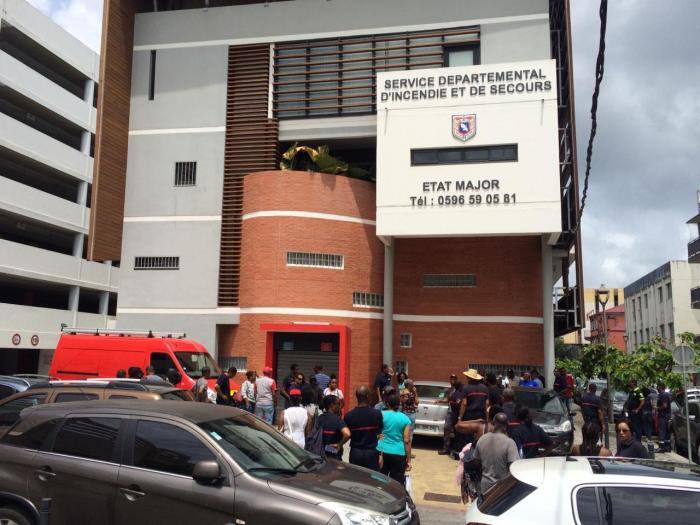 Les pompiers toujours mobilisés malgré leur rencontre avec le préfet