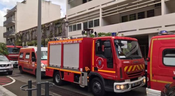 Les pompiers toujours mobilisés