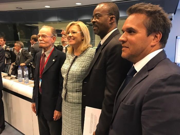 Les présidents des régions ultrapériphériques de l'Europe reçues à Bruxelles