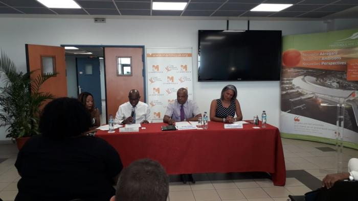 Les relations aériennes entre la Martinique et la Caraïbe en plein développement