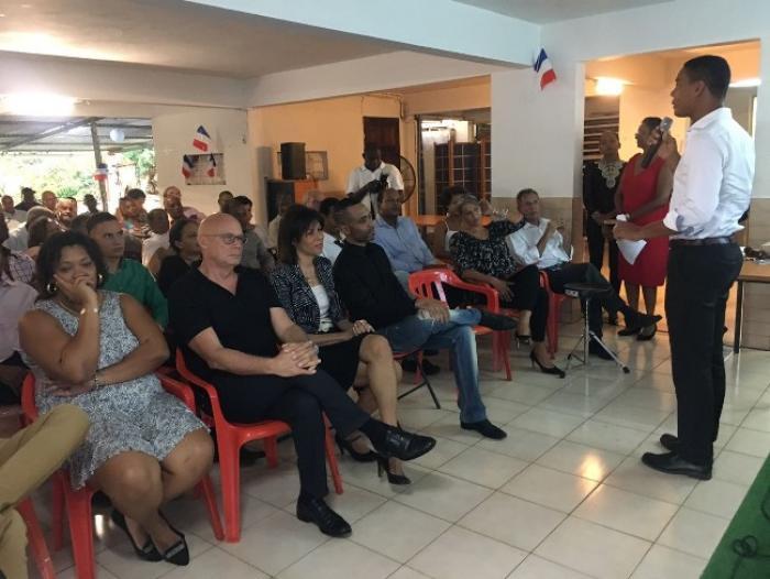 Les républicains de Martinique ont fait leur rentrée